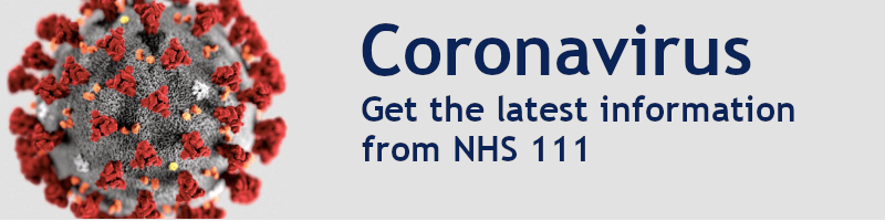 Get the latest Coronavirus (COVID-19) information from the NHS