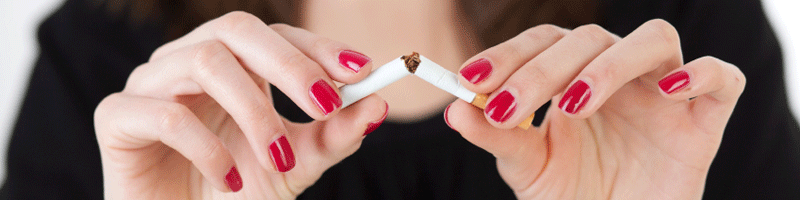 Want to stop smoking? Ask about our Smoking Cessation Service.